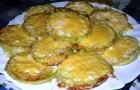 Кабачки с сыром в скороварке