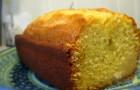 Кекс медовый в хлебопечке