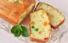 Кекс с цукатами в хлебопечке