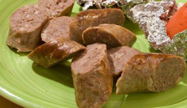 Колбаса из баранины рецепт