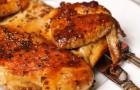 Курица-гриль под ореховым соусом в аэрогриле