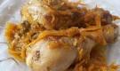 Курица с морковью и луком в скороварке