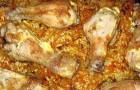 Курица с рисом в скороварке