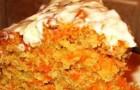 Морковный кекс в хлебопечке
