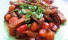 Охотничьи колбаски с овощами в скороварке
