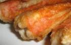 Окунь в кефирном соусе в скороварке