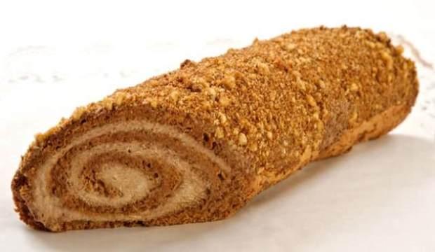 Ореховый рулет в хлебопечке