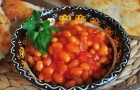Овощи в томатной пасте в скороварке