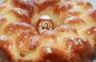 Пасхальный хлеб в хлебопечке