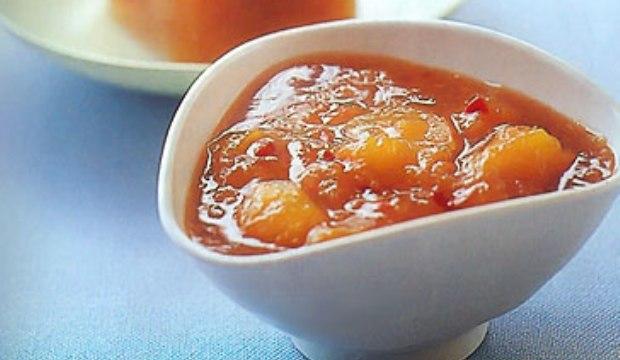 Персиковый конфитюр в хлебопечке