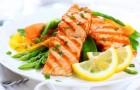 Рыба с фруктами в скороварке