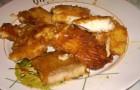 Рыба в пивном соусе с медом в аэрогриле