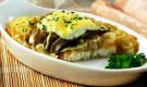 Рыба, запеченная с картофелем и грибами в аэрогриле