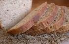 Ржаной хлеб с тмином в хлебопечке
