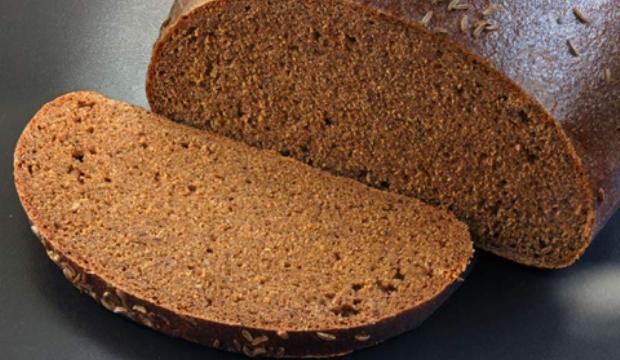 Ржаной московский хлеб в хлебопечке