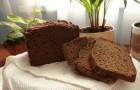 Ржаной заварной хлеб в хлебопечке