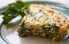 Шпинат с сыром в скороварке
