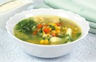 Суп «Лучик» в скороварке