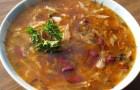 Суп «Нежность» в скороварке