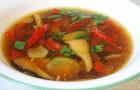 Суп «Перчинка» в скороварке