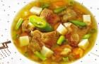 Суп «Узбекский» в скороварке