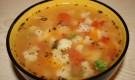 Суп с картофелем и цветной капустой в скороварке