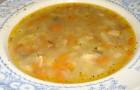 Супы в мультиварке