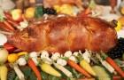 Свинина, маринованная в хересе в скороварке