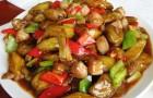 Свинина с овощами в скороварке