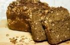 Цельнозерновой хлеб с семечками подсолнуха в хлебопечке