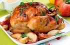 Цыпленок, запеченный в фольге в аэрогриле