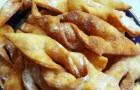 Тесто для печенья «Хворост» в хлебопечке