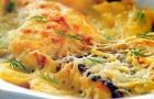 Треска с сыром в скороварке