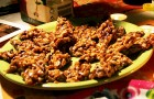 Восточная сладость гозинах в пароварке