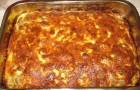 Запеканка из картофеля с грибами в пароварке