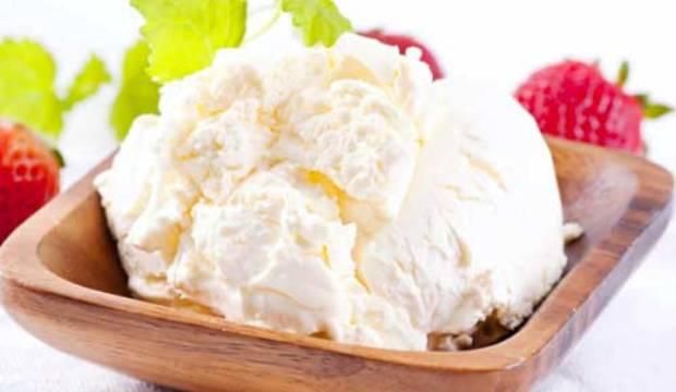 Десертный мусс из рикотты