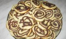 Печенье творожное с шоколадом