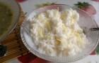 Рис с натуральным йогуртом