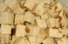 Тофу с имбирем