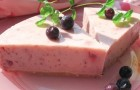 Ягодный йогуртовый торт-мусс
