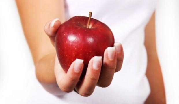 Одно яблоко в день спасает от ожирения