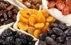 Сушеные фрукты – помогут от потери костной массы