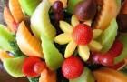 Свежие фрукты и овощи, превратившиеся в настоящие шедевры
