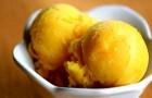 Щербет из манго