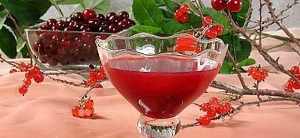 Джем вишнево-смородиновый