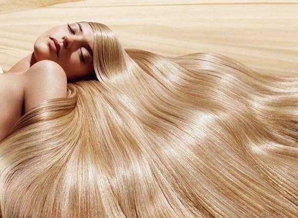 Компресс с кремом для сухих волос с витамином А и Е
