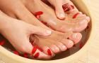 Рецепты при повышенной потливости ног