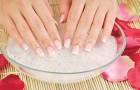 Укрепляющая морская ванночка для ногтей