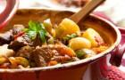 Каварма-кебаб из свинины