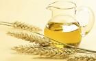 Масло из зародышей сои или пшеницы